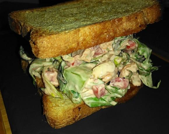 Sandwich No pollo
